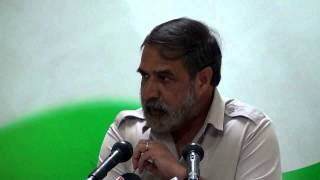 AICC Press Conference addressed by Anand Sharma   17 April, 2015
