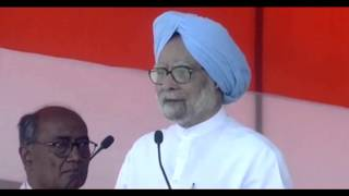 Dr. Manmohan Singh addresses Kisan-Majdoor rally at Ramlila Maidan, Delhi | 19 April, 2015