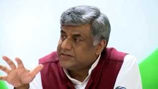 AICC Press Conference addressed by Rajeev Gowda