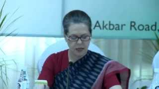 PM allowing his colleagues to foment communal polarization: Smt. Sonia Gandhi
