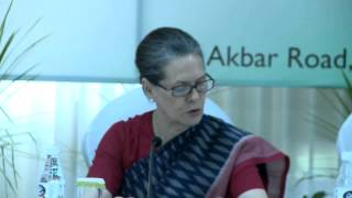 We have to confront Modi-govt when it works against public interest: Smt. Sonia Gandhi