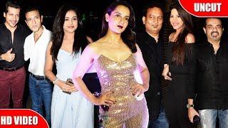 Manikarnika Wrap Up Party | Kangana Ranaut,  Neeta Lulla And Others