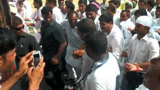 Congress VP Rahul Gandhi holds padyatra in Rajasthan