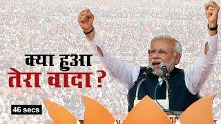 Narendra Modi U-Turn on MSP