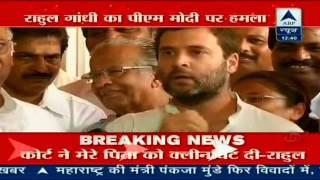 Mujhe lag raha hain ki PM main DUM nahi hain : Rahul Gandhi