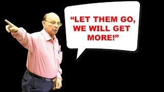 Let Them Go, We Will Get More!: Rane