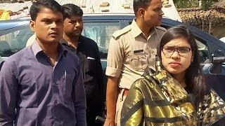 राठ विधायक ने किया निमार्णाधीन/ निर्मित सड़कों का निरीक्षण, खुलीं भ्रष्टाचार की परतें