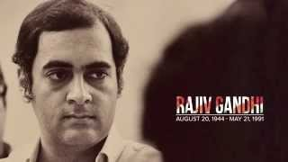 Rajiv Gandhi's dream for India