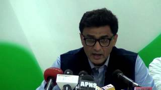 AICC Press Conference addressed by Ajoy Kumar