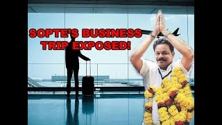 Sopte's Business Trip Exposed!