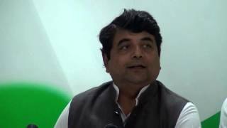 AICC Press Conference addressed by R.P.N Singh