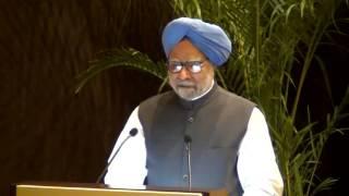 Dr. Manmohan Singh speech at Jawahar Bhawan as on 31 October, 2015