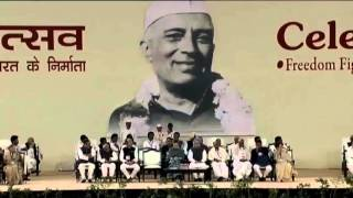 Congress VP Rahul Gandhi's Speech at the 126th Birth Anniversary Celebrations of Nehru Ji