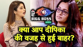 Is Dipika Kakar Behind Neha Pendses EVICTION? | Neha Pendse Exclusive Interview | Bigg Boss 12