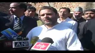 Why has no action been taken against Hyderabad University VC: Rahul Gandhi