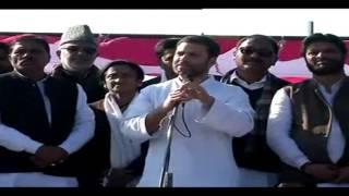 Modi Govt. ignoring farmers: Rahul Gandhi