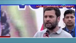 It is time for India to have a law that targets discrimination at our universities : Rahul Gandhi