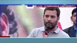 PM Modi & RSS are trying to crush the spirit of Indian youngsters : Rahul Gandhi