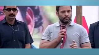 Congress VP Rahul Gandhi on Rohith's Suicide