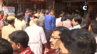 CJI Gogoi offers prayers at Kamakhya Temple on Durga Ashtami