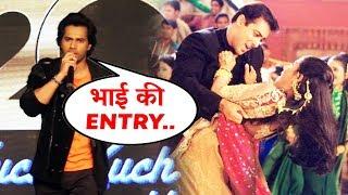 Varun Dhawan Talks On Salman Khans EPIC Entry In Kuch Kuch Hota Hai