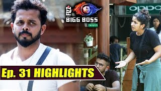 Bigg Boss 12   17th October Highlights   Full Episode In HD   Ep. 31