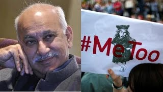 Union Minister MJ Akbar Resigns Over #Metoo Allegations