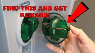 Find ATM Skimmer And Win Grand Prize!