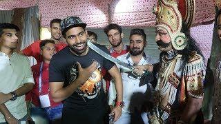 Raavn Is Angry - Delhi ki Ramleela