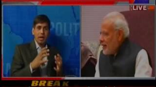 discussion on heart of asia summit in khas khabar part1 on jantv