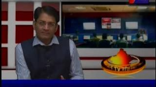 jantv alwar Ruckus by people infront of bank Cash Problem in ATM news