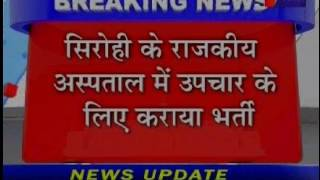 jantv sirohi truck jeep Collision 4 died breaking news