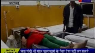 jantv jhalawar  girl commited suicide news