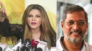 तनुश्री दत्ता द्वारा अभिनेता नाना पाटेकर पर लगाए गए आरोपों के विरोध में रखी सावंत का बयान