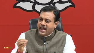 Comment by Ghulam Nabi Azad is an another attempt to demean and demoralize Hindus: Dr. Sambit Patra