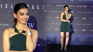 Radhika Apte Launches New Collection Of Daniel Wellington Watches