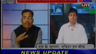 JANTV editor-in-chief S K Surana in Khas Khabar