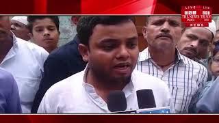 [ Moradabad  ] मुरादाबाद में बिजली विभाग को उस समय लेने के देने पढ़ गए / THE NEWS INDIA