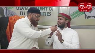 [ Hyderabad ] हैदराबाद में शेख अब्दुल को कांग्रेस ने दिया जिम्मेदार पद / THE NEWS INDIA