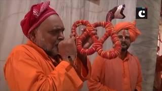 Yogi Adityanath offers prayers in Gorakhnath temple on Dussehra