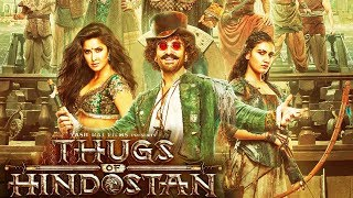 Thugs Of Hindostan New Poster Out | Aamir Khan Kaitrina, Amitabh, Fatima
