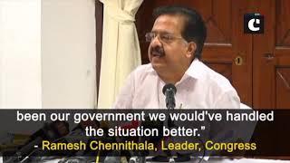 Sabarimala row- Kerala police was wrong to provide uniform to woman, says R Chennithala