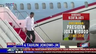 Proyek-Proyek Mangkrak Ini Berhasil Diselesaikan Jokowi