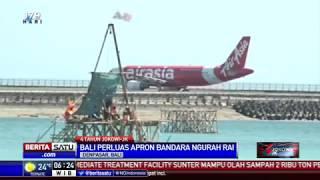Apron Bandara Ngurah Rai Bali Diperluas untuk Tingkatkan Pelayanan