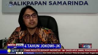 Pembangunan Jalan Tol Balikpapan-Samarinda Mencapai 81 Persen