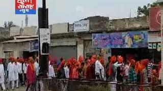 દામનગર-ક્ષત્રિય સમાજ દ્વારા દશેરા નિમિતે શસ્ત્ર પૂજન કરાયું