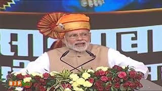 UPA के 4 साल में कुल 25 लाख घर बनाए थे जबकि हमने 4 साल में एक करोड़ पच्चीस लाख घर बनाए हैं - पीएम