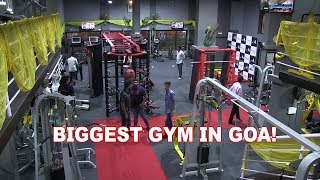 Want To Join Gym? Good News For You! Goa's Biggest Gym Has Opened In Panjim