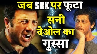 Angry Sunny Deol TORE His Jeans Cos Of Shahrukh Khan; Reveals Reason Behind UGLY FIGHT