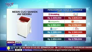 Perbandingan Harga E-Commerce: Mesin Cuci Sanken
